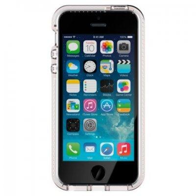 Чехол для смартфона Tech21 T21-5169 для iPhone 5/5S/SE прозрачный/белый (T21-5169) чехол для iphone tech21 t21 5157 clear white