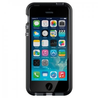 Чехол для смартфона Tech21 T21-5168 для iPhone 5/5S/SE дымчатый/черный (T21-5168)Чехлы для смартфонов Tech21<br>Evo Mesh iPhone 5/5S/SE Smokey/Black<br>
