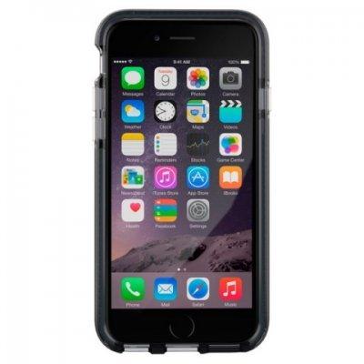 Чехол для смартфона Tech21 T21-5000 для iPhone 6/6S дымчатый/черный (T21-5000)Чехлы для смартфонов Tech21<br>Evo Band iPhone 6/6S Smokey/Black<br>
