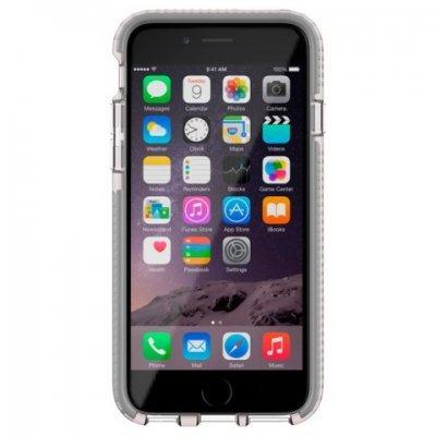 Чехол для смартфона Tech21 T21-5094 для iPhone 6/6S прозрачный/серый (T21-5094) чехол для iphone tech21 t21 5157 clear white