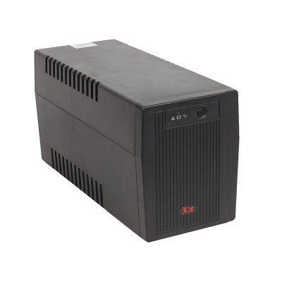 Источник бесперебойного питания 3Cott Micropower 1500VA/900W 2*IEC 2*Shuko 2 линейно-интерактивный (3Cott-1500VA)Источники бесперебойного питания 3Cott<br>ИБП 3Cott Micropower 1500VA/900W 2*IEC 2*Shuko 2 линейно-интерактивный<br>