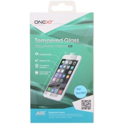 Пленка защитная для смартфонов Onext для iPhone 5/5C/5S (Защитное стекло) (40596)Пленки защитные для смартфонов Onext<br>Защитное стекло для Apple iPhone 5/5C/5S, Onext<br>