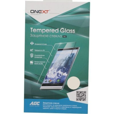 Пленка защитная для смартфонов Onext для Samsung Galaxy A3 2016 (Защитное стекло) (41016)