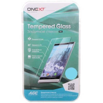 Пленка защитная для смартфонов Onext для Samsung Galaxy A7 2016 (Защитное стекло) (41018) защитное стекло для samsung g930f galaxy s7 onext