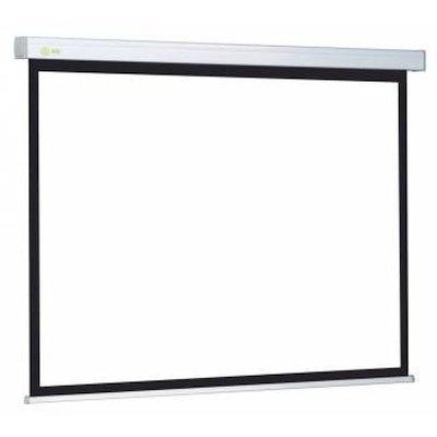 Проекционный экран Cactus CS-PSW-124x221 (CS-PSW-124X221)Проекционные экраны Cactus<br>Экран Cactus 124.5x221см Wallscreen CS-PSW-124x221 16:9 настенно-потолочный рулонный белый<br>