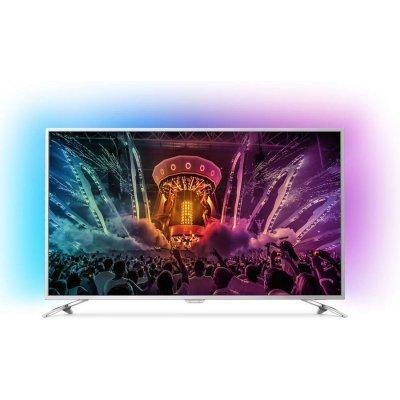 ЖК телевизор Philips 65 65PUS6521/60 (65PUS6521/60)ЖК телевизоры Philips<br>Телевизор LED Philips 65 65PUS6521/60 черный/Ultra HD/1800 Hz/DVB-T/DVB-T2/DVB-C/USB/WiFi/Smart TV (RUS)<br>