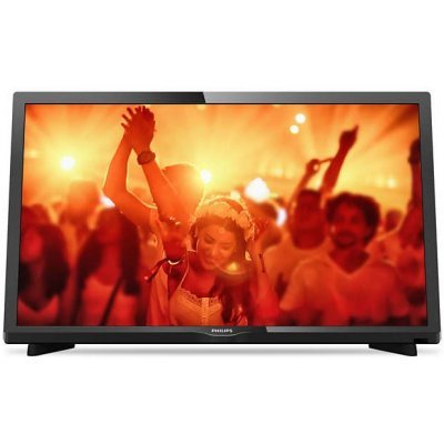 ЖК телевизор Philips 22 22PFT4031/60 (22PFT4031/60) телевизор philips 32pht4100 60 hd pmr 100 черный