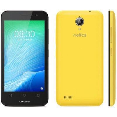 Смартфон TP-link Neffos Y5L 3G 8Gb Sunny Yellow (Желтый) (TP801A31RU) для tp link neffos y5 дело тпу дело lovphone тпу телефон дело прикрыть tp связь neffos y5