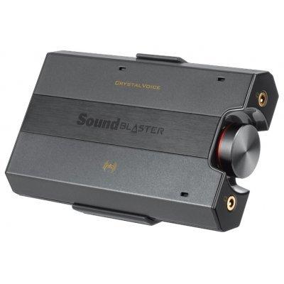 Звуковая карта внешняя Creative Sound Blaster E5 (70SB159000001)Звуковые карты внешние Creative<br>Портативный усилитель Creative Sound Blaster E5<br>