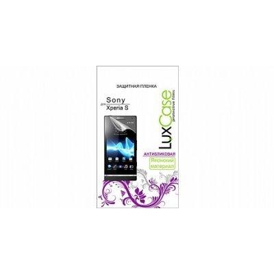 ������ �������� ��� ���������� LuxCase ��� Sony Xperia S (������������) (80904)