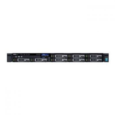 Сервер Dell PowerEdge R330 (210-AFEV/028) (210-AFEV/028)Серверы Dell<br>E3-1225v5 (3.3GHz, 4C), 8GB (1x8GB) UDIMM, No HDD (up to 8x2.5), PERC H330, DVD+/-RW, Broadcom 5720 DP 1Gb LOM, iDRAC8 Enterprise, PSU (1)*350W, Bezel, ReadyRails, 3Y Basic NBD<br>