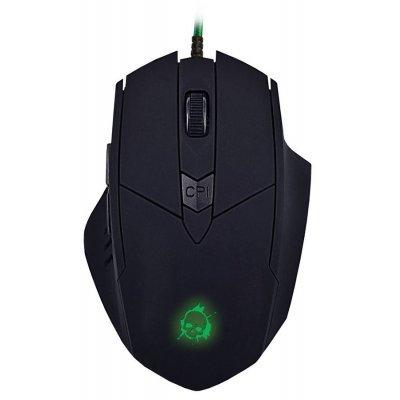 Мышь OKLICK 815G черный (GM18)Мыши OKLICK<br>Мышь Oklick 815G черный оптическая (2400dpi) USB игровая (5but)<br>