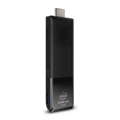 Медиаплеер Intel Compute Stick STK2M3W64CC (BOXSTK2M3W64CC)Медиаплееры Intel<br>Intel m3-6Y30, 64GB SSD, LPDDR3 4GB, MicroSDXC, WI-FI, Bluetooth, Win10, 944712<br>