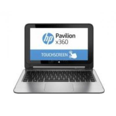 Ультрабук-трансформер HP Pavilion x360 11 (Y5K44EA) (Y5K44EA)Ультрабуки-трансформеры HP<br>CDC N3060 4Gb 500Gb Intel HD Graphics 400 11,6 HD IPS TouchScreen(MLT) BT Cam 3820мАч Win10 Серебристый 11-u007ur Y5K44EA<br>