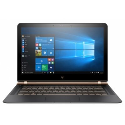 Ультрабук HP Spectre 13 (X9X77EA) (X9X77EA)Ультрабуки HP<br>i5-7200U 8Gb SSD 256Gb Intel HD Graphics 620 13,3 FHD IPS TouchScreen(MLT) BT Cam 4400мАч Win10 Темно-серый 13-v100ur X9X77EA<br>