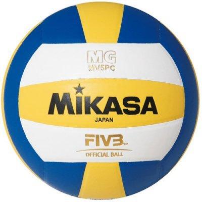 Мяч для волейбола Mikasa MV5PC (MV5PC) мяч волейбольный mikasa vso2000 размер 5 цвет бел жел син