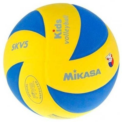 Мяч для волейбола Mikasa SKV (SKV) мяч волейбольный mikasa vso2000 размер 5 цвет бел жел син