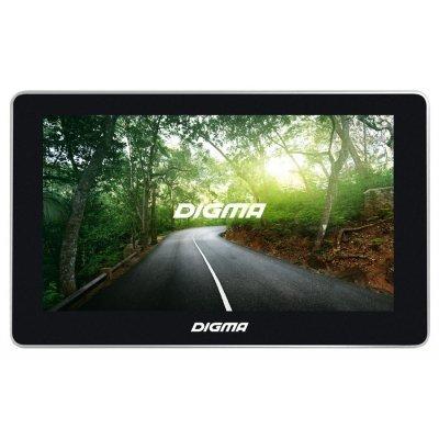 Навигатор GPS Digma ALLDRIVE 700 (ALLDRIVE 700)Навигаторы GPS Digma<br>Навигатор Автомобильный GPS Digma ALLDRIVE 700 7 800x480 4Gb microSD черный Navitel<br>