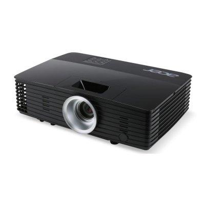 Проектор Acer P1385W (MR.JLK11.00G) (MR.JLK11.00G)Проекторы Acer<br>, P1385W, DLP 3D, WXGA, 3200Lm, 20000/1, HDMI, TCO-certified, Bag, 2Kg, EURO EMEA*<br>