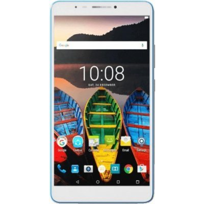 Планшетный ПК Lenovo Tab 3 Plus TB-7703X белый (ZA1K0028RU)Планшетные ПК Lenovo<br>Планшет Lenovo Tab 3 Plus TB-7703X Snapdragon MSM8916 (1.2) 4C/RAM2Gb/ROM16Gb 7 IPS 1280x720/3G/4G/Android 6.0/белый/5Mpix/2Mpix/BT/GPS/WiFi/Touch/microSD 64Gb/minUSB/3500mAh<br>