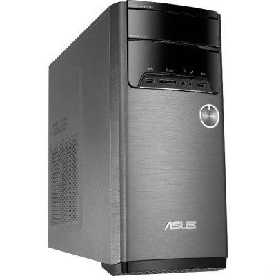 Настольный ПК ASUS M32CD-RU025T MT (90PD01J8-M09120) (90PD01J8-M09120)Настольные ПК ASUS<br>ПК Asus M32CD-RU025T MT i3 6100 (3.1)/4Gb/1Tb/GT740 4Gb/DVDRW/Windows 10/GbitEth/WiFi/BT/120W/клавиатура/мышь/черный<br>
