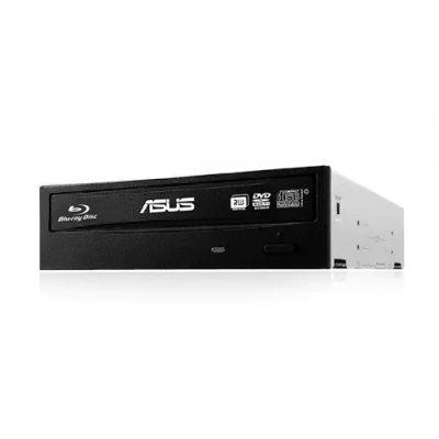 Оптический привод Blu-Ray для ПК ASUS BW-16D1HT/BLK/B/AS/P2G (90DD0200-B30000) внешний привод blu ray lg bp50nb40 usb 2 0 черный retail