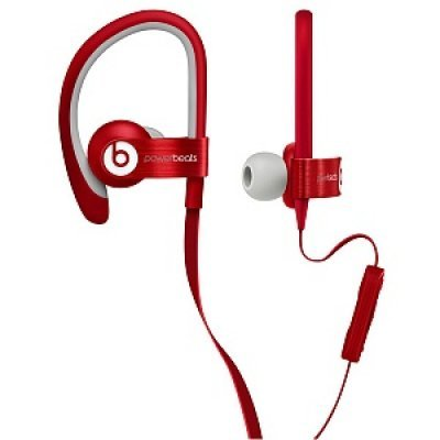 Bluetooth-гарнитура Beats Powerbeats 2 красный (MH782ZM/A)Bluetooth-гарнитуры Beats<br>Наушники Beats Powerbeats 2 красный<br>