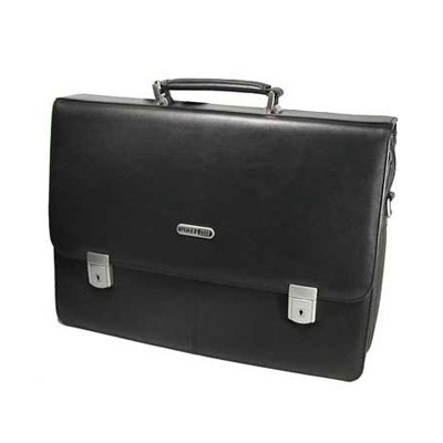 Портфель для ноутбука Port Large Executive Case (HB-1017)Портфели для ноутбука Port<br>17,3. Черный. Натуральная кожа.<br>