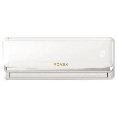 Кондиционер сплит-система Rovex RS-07ALS1 (RS-07ALS1)Кондиционеры сплит-системы Rovex<br>настенная сплит-система<br>обогрев и охлаждение<br>мощность охлаждения 2100 Вт / обогрева 2200 Вт<br>режим вентиляции, поддержания температуры, ночной, осушения воздуха<br>потребляемая мощность при охлаждении 650 Вт / обогреве 610 Вт<br>дезодорирующий фильтр, фильтр тонкой очистки<br>управление с пульта и со смартфон ...<br>
