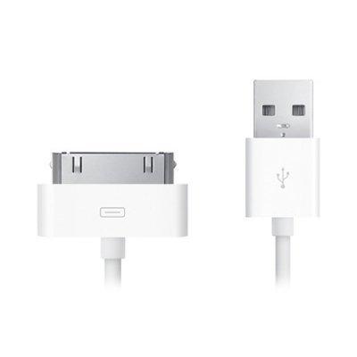 Кабель USB Apple Dock Connector to USB Cable MA591ZM/C (MA591ZM/C)Кабели USB Apple<br>APPLE DOCK CONNECTOR  30-PIN TO USB CABLE-GEN<br>