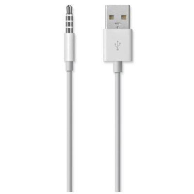Кабель USB Apple MC003ZM/A для iPod Shuffle MC003ZM/A (MC003ZM/A)