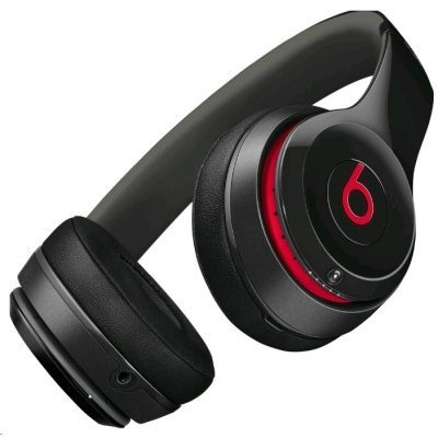 Bluetooth-гарнитура Beats Solo 2 Wireless черный (MHNG2ZE/A), арт: 249668 -  Bluetooth-гарнитуры Beats