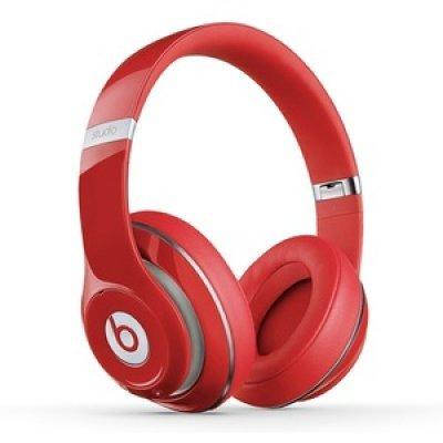 Bluetooth-гарнитура Beats Studio 2 Wireless Over-Ear красный (MH8K2ZE/B) стоимость