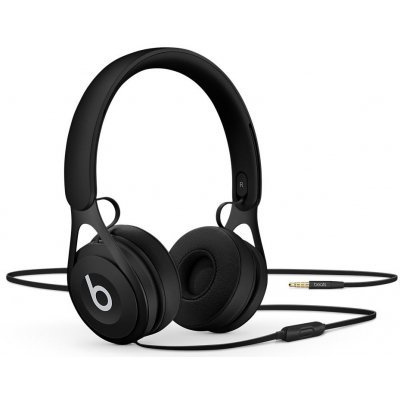 Наушники Beats EP On-Ear черный (ML992ZE/A) наушники накладные beats ep on ear headphones white ml9a2ze a