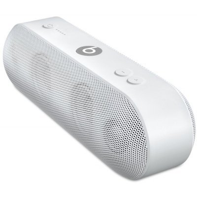 Портативная акустика Beats Pill+ белый (ML4P2ZE/A) колонка beats pill neighborhood collection turf green mq352ze a