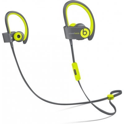 Bluetooth-гарнитура Beats Powerbeats 2 Wireless In-Ear Active Collection желтый (MKPX2ZE/A)