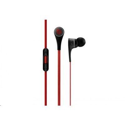 Наушники Beats Tour2 In-Ear Headphones черный (MKMT2ZE/A)Наушники Beats<br>Конструкция: вставные, с микрофоном и регулятором громкости, тип: проводные, длина провода: 1.28 м, цвет: черный, 7 сменных амбушюр, вес: 20 г (MKMT2ZE/A)<br>