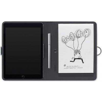Графический планшет Wacom CDS-600C (CDS-600C)Графические планшеты Wacom<br>Автономное электронное перо + блокнот Wacom Bamboo Spark snap-fit iPadAir2<br>