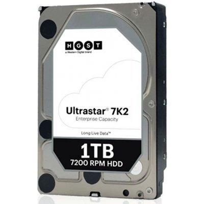 Жесткий диск серверный Hitachi 1W10001 (1W10001)Жесткие диски серверные Hitachi<br>Жесткий диск SATA 1TB 7200RPM 6GB/S 128MB 7K2 1W10001 HGST<br>