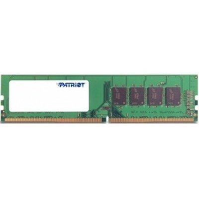 Модуль оперативной памяти ПК Patriot PSD416G21332 DDR4 16Gb 2133MHz (PSD416G21332)Модули оперативной памяти ПК Patriot<br>Память DDR4 16Gb 2133MHz Patriot PSD416G21332 RTL PC4-17000 CL15 DIMM 288-pin 1.2В<br>