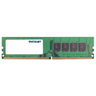 Модуль оперативной памяти ПК Patriot PSD44G213381 DDR4 4Gb 2133MHz (PSD44G213381)Модули оперативной памяти ПК Patriot<br>Память DDR4 4Gb 2133MHz Patriot PSD44G213381 RTL PC4-17000 CL15 DIMM 288-pin 1.2В<br>