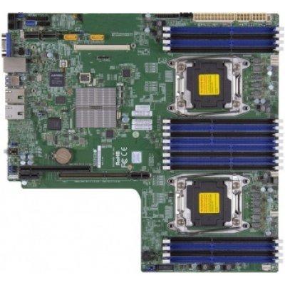 Материнская плата сервера SuperMicro MBD-X10DDW-I-O (MBD-X10DDW-I-O)Материнские плата серверов SuperMicro<br>Материнская плата Supermicro X10DDW-I WIO LGA 2011v3 DIMM DDR4 MBD-X10DDW-I-O<br>