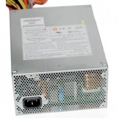 Блок питания сервера SuperMicro PWS-665-PQ (PWS-665-PQ)Блок питания сервера SuperMicro<br>Supermicro 665W PS2 power supply with 8cm fan<br>