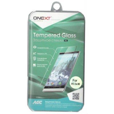 купить Пленка защитная для смартфонов Onext для HTC One M9 (Защитное стекло) (40915) недорого