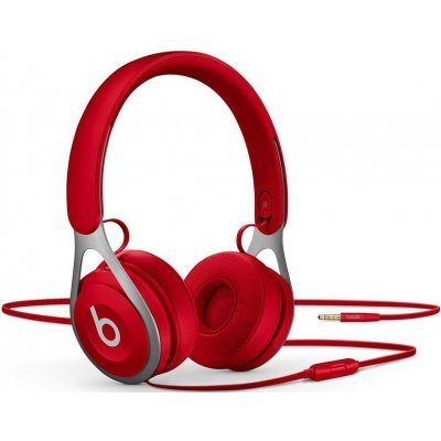 Наушники Beats EP красный (ML9C2ZE/A) red line redline для samsung galaxy grand prime
