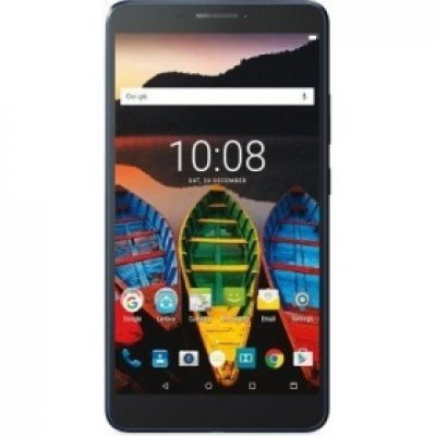 Планшетный ПК Lenovo Tab 3 Plus 7703X 16Gb (ZA1K0070RU) (ZA1K0070RU)Планшетные ПК Lenovo<br>TB-7703X, 7 HD (1280 x 720) IPS, Qualcomm Snapdragon 410 (1.2GHz), 2GB, 16GB, microSD (до 64GB), microSIM, microUSB 2.0, Wi-Fi, BT, 4G, GPS + GLONASS, WebCam 5Mpx/2Mpx, 3500mAh, 258г,Android 6.0.1, Black<br>