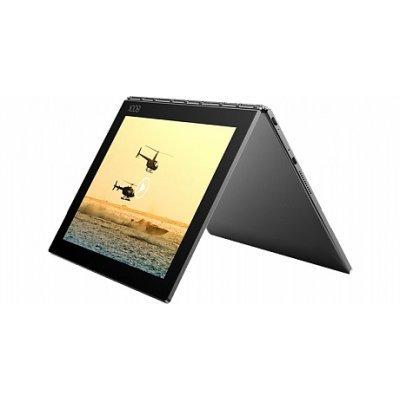 Планшетный ПК Lenovo Yoga Book YB1-X91F (ZA150049RU) (ZA150049RU)Планшетные ПК Lenovo<br>Yoga&amp;#8482; Book YB1-X91F, 10.1 FHD (1920 x 1080) IPS, Atom&amp;#8482; x5-Z8550 (2.4GHz), 4GB, 64GB, microSD (до 128GB), microUSB 2.0, WebCam 8Mpx/2Mpx, WiFi, BT, GPS + GLONASS, A-GPS, noSIM, 8500мАч, 690г, Windows 10, Black<br>