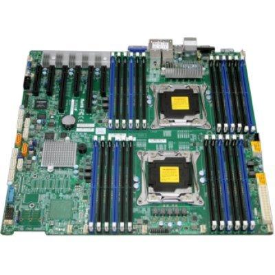 Материнская плата сервера SuperMicro MBD-X10DRI-T4+-O (MBD-X10DRI-T4+-O) материнская плата серверная