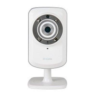 Камера видеонаблюдения D-Link DCS-932L/B2A (DCS-932L/B2A)Камеры видеонаблюдения D-Link<br>Камера видеонаблюдения D-Link DCS-932L/B2A<br>