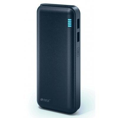 Внешний аккумулятор для портативных устройств HIPER SP12500 INDIGO (SP12500INDIGO)Внешние аккумуляторы для портативных устройств HIPER<br>Внешний аккумулятор для портативных устройств HIPER SP12500 INDIGO<br>